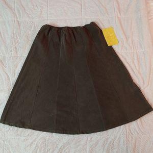 Denim & Co skirt